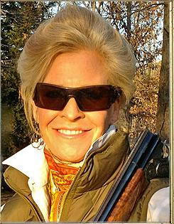 Elizabeth L., sharp shooter, NRA instructor